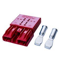 XBE320/SBE320 24 V, piros akkumulátorcsatlakozó