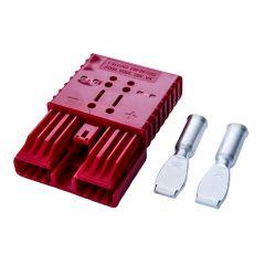 RA350/SBX350 24 V, piros akkumulátorcsatlakozó