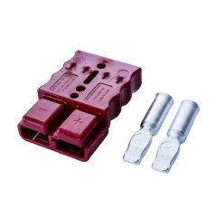 RB175/SB175 24 V, piros akkumulátorcsatlakozó