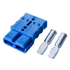 RB175/SB175 48 V, kék akkumulátorcsatlakozó