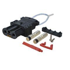 320 A DIN, 70 mm2 dugalj levegőkeringtetéssel - akkumulátorcsatlakozó