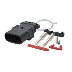 320 A DIN, 70 mm2 dugó levegőkeringtetéssel - akkumulátorcsatlakozó