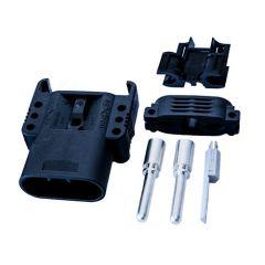 160 A DIN, 50 mm2 dugó - Eaxtron akkumulátorcsatlakozó