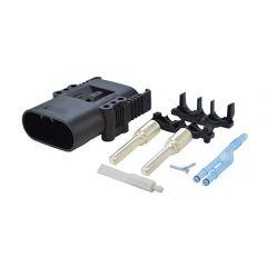 320 A DIN, 70 mm2 dugó levegőkeringtetéssel - Eaxtron akkumulátorcsatlakozó