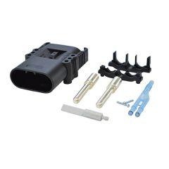 320 A DIN, 50 mm2 dugó levegőkeringtetéssel - Eaxtron akumulátorcsatlakozó