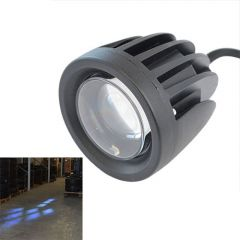 Kék nyíl munkavédelmi lámpa - 10-48 V, 18 W