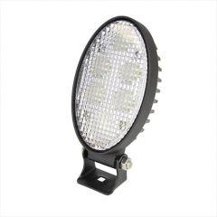Álló ovális LED munkalámpa - 10-80 V, 30 W, 2400 lm
